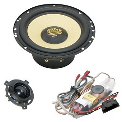 Audio System M 165 Golf VI+VII